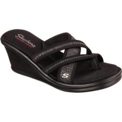 Women's Skechers Rumblers Pen Pal Sandal Black