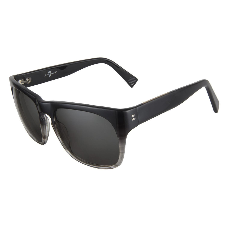 Seven For All Mankind Sunglasses  7 for all mankind segundo ebony sunglasses free shipping today