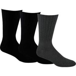 Men's Dockers Classics True Crew Socks (6 Pairs) Classic Assortment