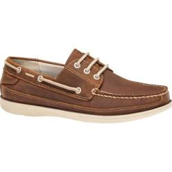 Men's Dockers Midship Dark Tan Oily Crazyhorse