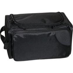 Men's Dopp Business Class Nylon Mainsail Zip-Around Kit Black