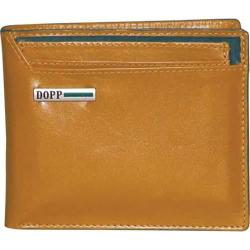 Men's Dopp RFID Beta Collection Convertible Credit Card Billf Gold