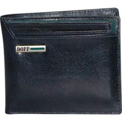 Men's Dopp RFID Beta Collection Convertible Credit Card Billf Navy