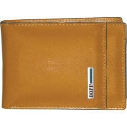 Men's Dopp RFID Beta Collection Front Pocket Slimfold Gold