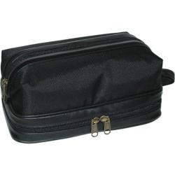 Men's Dopp Super Travel Kit with Bonus Items Black