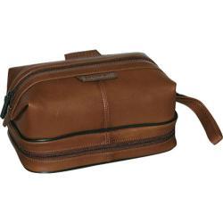 Men's Dopp Veneto Travel Kit Brown