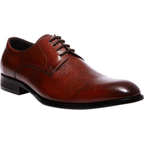 7a09b083b91 Shop Men s Steve Madden Jonah Oxford Cognac Leather - Free Shipping Today -  Overstock - 10084000