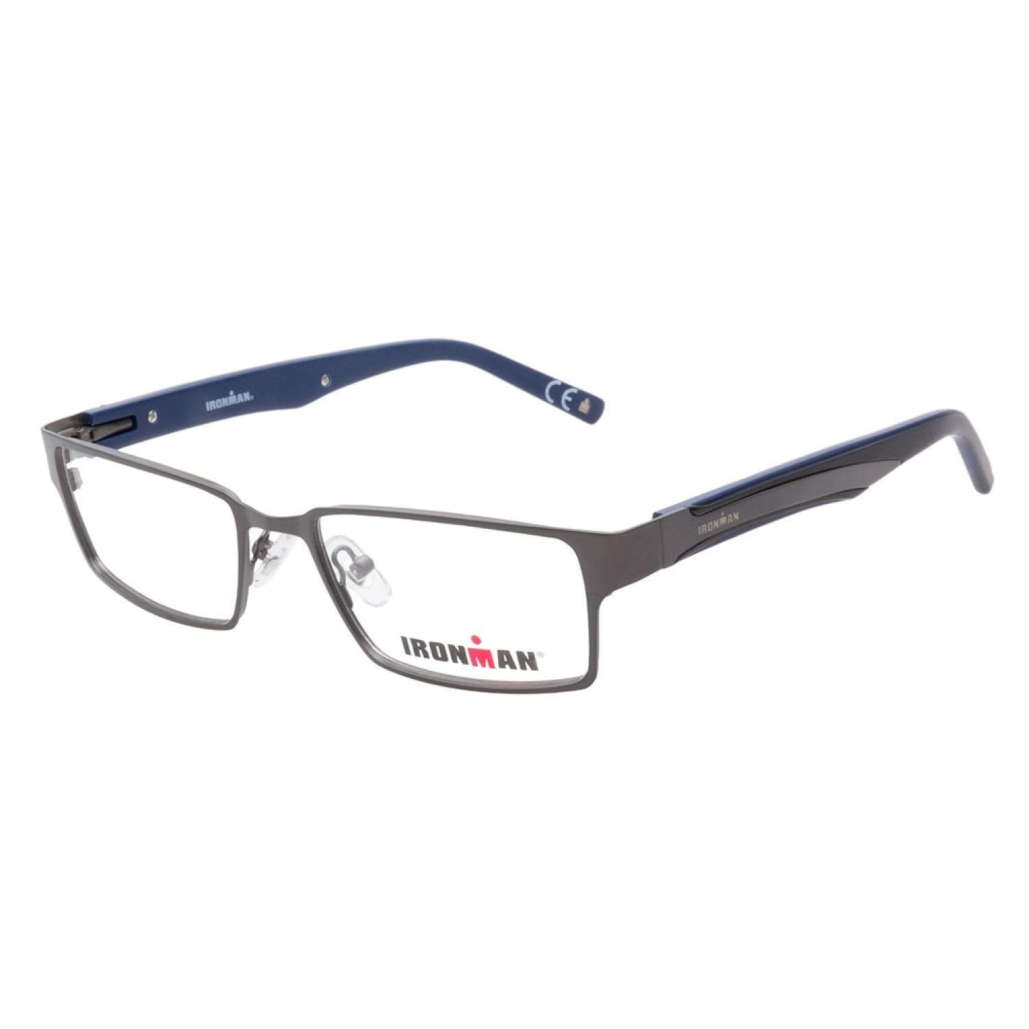 4f98e418f6 Shop Ironman 104 Gunmetal Prescription Eyeglasses - Free Shipping ...