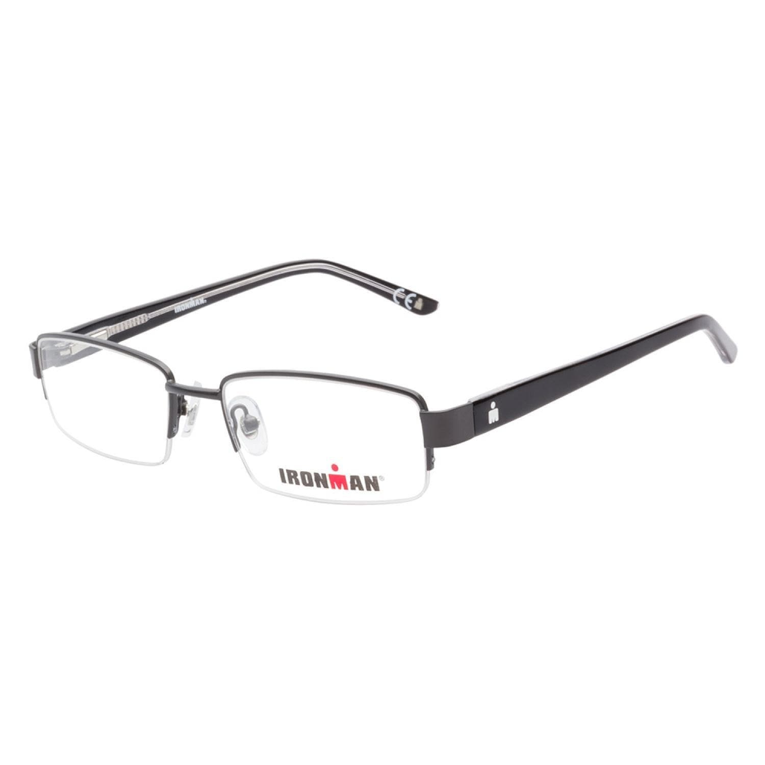 69faf55ea1 Shop Ironman 102 Gunmetal Prescription Eyeglasses - Free Shipping ...