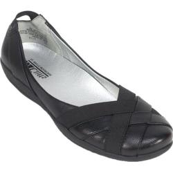 Women's Cliffs by White Mountain Glenbrook Black Smooth