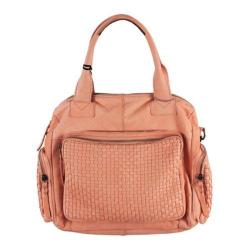 Women's Latico Abbe Handbag 4004 Pink Leather