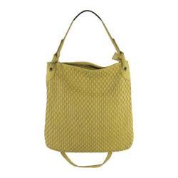 Women's Latico Stanton Handbag 4003 Yellow Leather