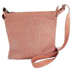 Women's Latico Wren Handbag 4002 Pink Leather