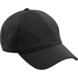 Women's San Diego Hat Company Wool Cap CTH3662 Black