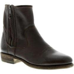 Women's Blackstone BW30 Dark Brown Full Grain Leather