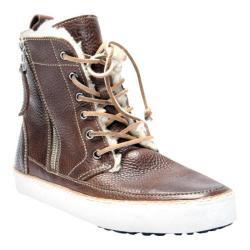 Women's Blackstone CW96 Bark Full Grain Leather