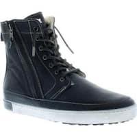 Men's Blackstone GM05 Indigo Full Grain Leather
