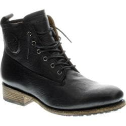 Men's Blackstone GM09 Black Full Grain Leather