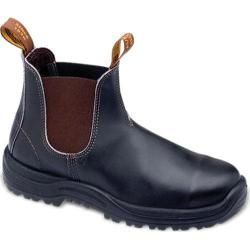Blundstone Steel Toe Cap Work Boot 172 Brown Leather