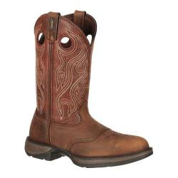 Men's Durango Boot DB5474 12in Rebel Dusk Velocity/Bark Brown
