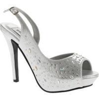 Women's Dyeables Skylar Silver Shimmer