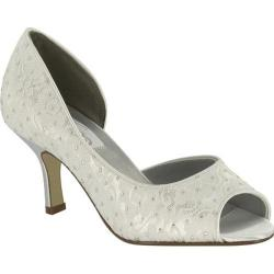 Women's Dyeables Sophie White Satin