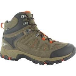 Men's Hi-Tec Altitude Lite I Waterproof Smokey Brown/Taupe/Red