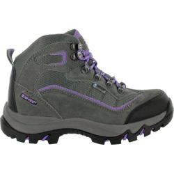 Women's Hi-Tec Skamania Waterproof Grey/Viola