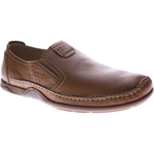 Men's Spring Step Camillo Medium Brown Leather
