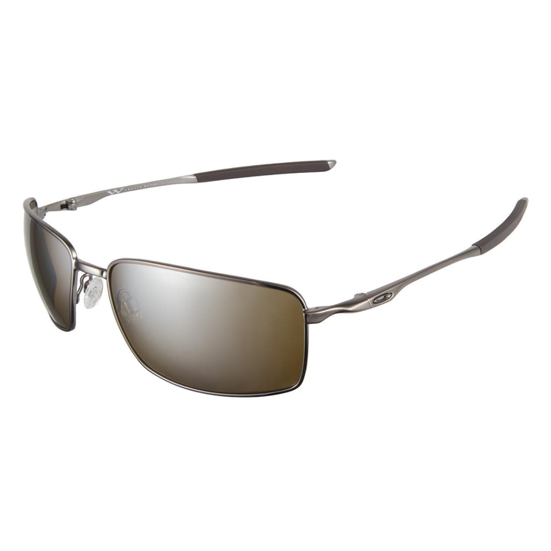 Oakley square wire polarized fishing sunglasses for Oakley polarized fishing sunglasses