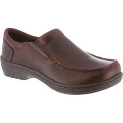Men's Klogs Arbor Mahogany Smooth Leather