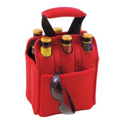 Picnic Time Six Pack Red