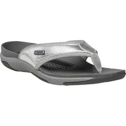 Women's Propet Hartley XT Silver Synthetic