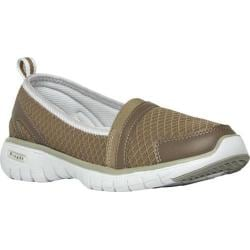 Women's Propet TravelLite Slip-On Taupe Nylon
