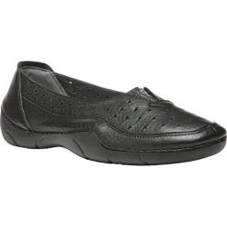 Women's Propet Wren Black Full Grain Leather