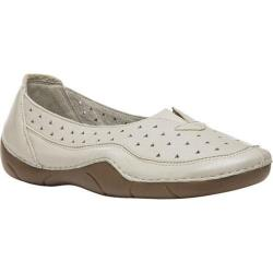 Women's Propet Wren Bone Full Grain Leather