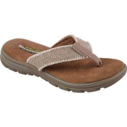 Boys' Skechers Relaxed Fit Supreme Dunes Tan