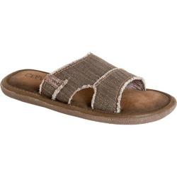 Men's Crevo Baja II Slide Chocolate Hemp