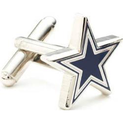 Men's Cufflinks Inc Dallas Cowboys Blue/White