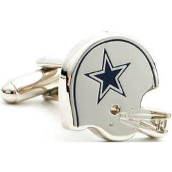 Men's Cufflinks Inc Retro Cowboys Blue/Silver