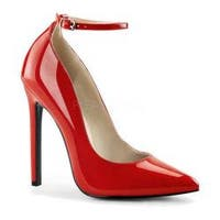 Women's Pleaser Sexy 23 Red Patent
