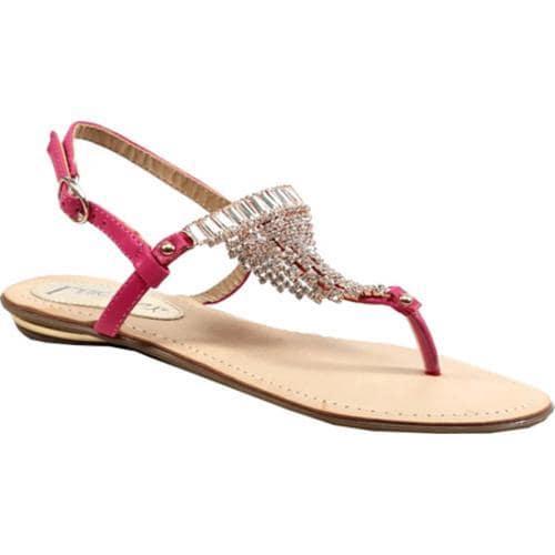 Women's Luichiny Cheer Ish Sandal Fuchsia Imi Leather