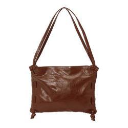 Women's Latico Darby Handbag 7696 Cognac Leather