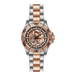 Men's Invicta 15230 Specialty Mechanical 3 Hand Stainless Steel/Rose Gold