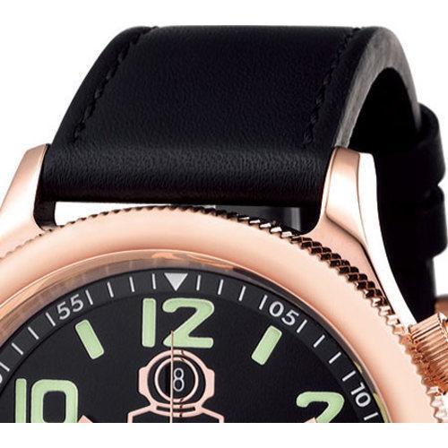 Men's Invicta Russian Diver Chronograph 7104 Black/Black - Thumbnail 2