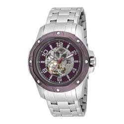 Men's Invicta Specialty 16124 Stainless Steel/Brown