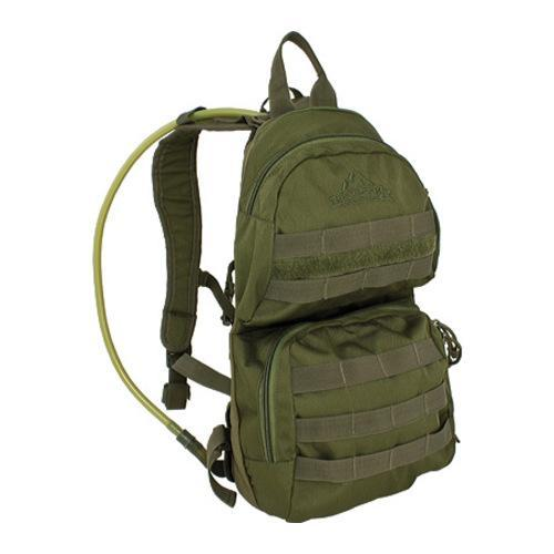 Red Rock Outdoor Gear Cactus Hydration Pack Olive Drab