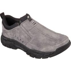 Men's Skechers Relaxed Fit Rig Mountain Top Charcoal/Black