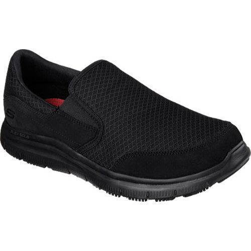 Skechers Work Relaxed Fit Flex Advantage Mcallen Men S Slip Resistant Shoes