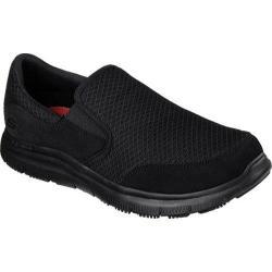 Men's Skechers Work Relaxed Fit Flex Advantage McAllen SR Slip-on Black (More options available)